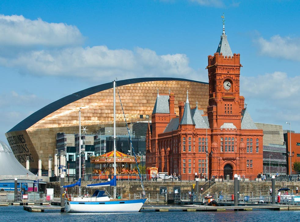 There's a reason why Cardiff is getting increasingly popular with visitors