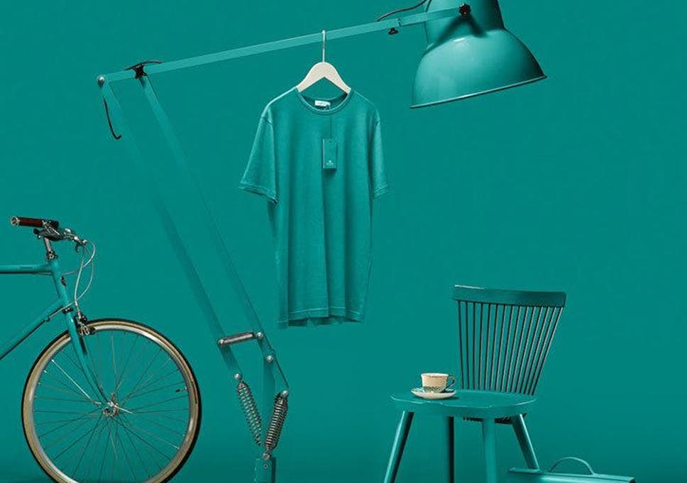 a deep teal is the world s favourite colour according to survey