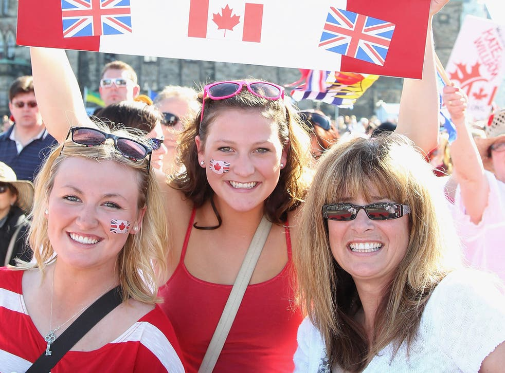 Canadians and friends will celebrate around the world on Saturday