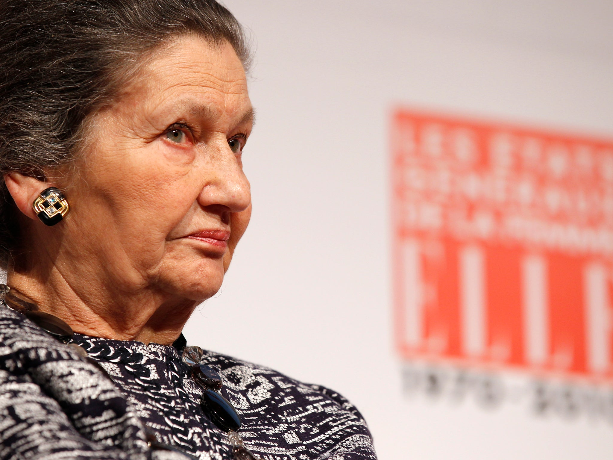 simone veil dead french holocaust survivor who went on to legalise abortion dies aged 89 the. Black Bedroom Furniture Sets. Home Design Ideas