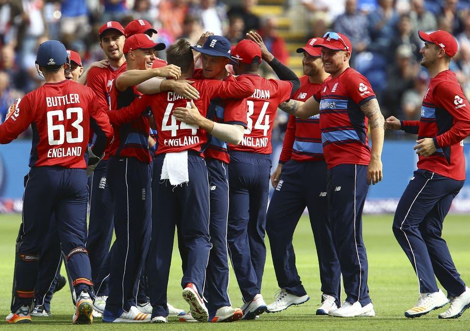 Make no mistake, the return of English international cricket
