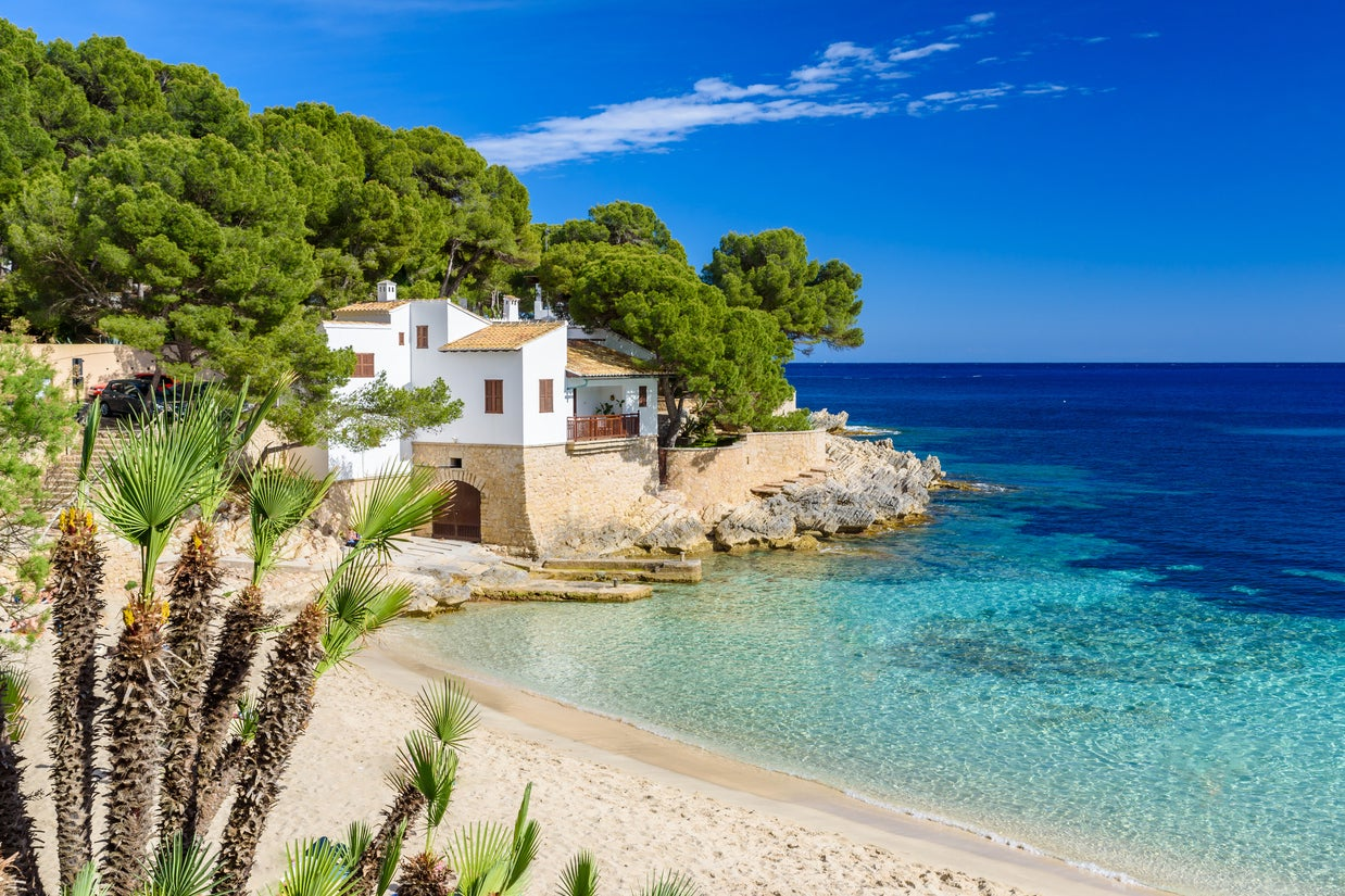 The best Mediterranean islands to hole up on in April