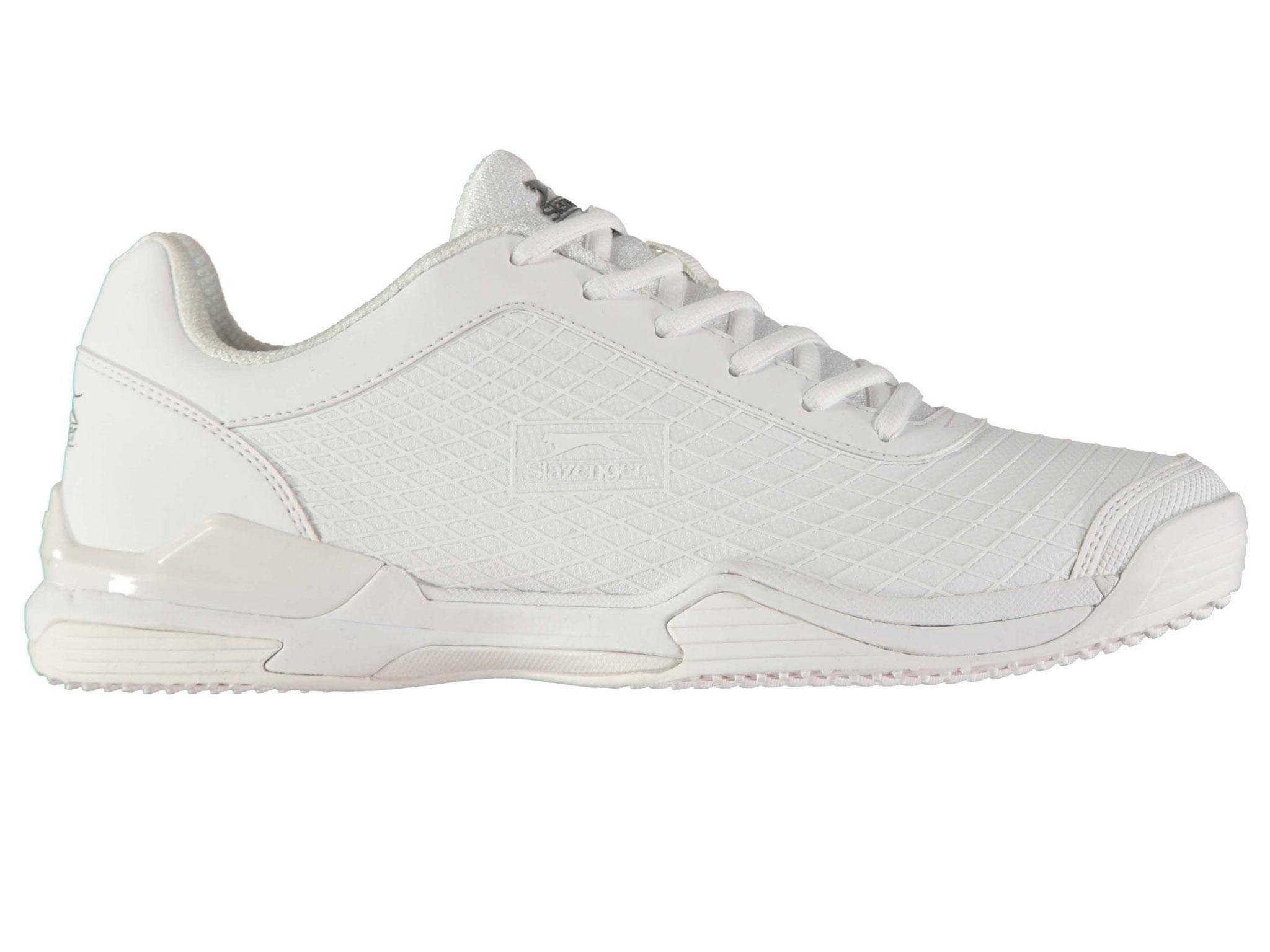 4fbb1a12d85d Slazenger 1881 Grass Court Tennis Shoes  £49.99
