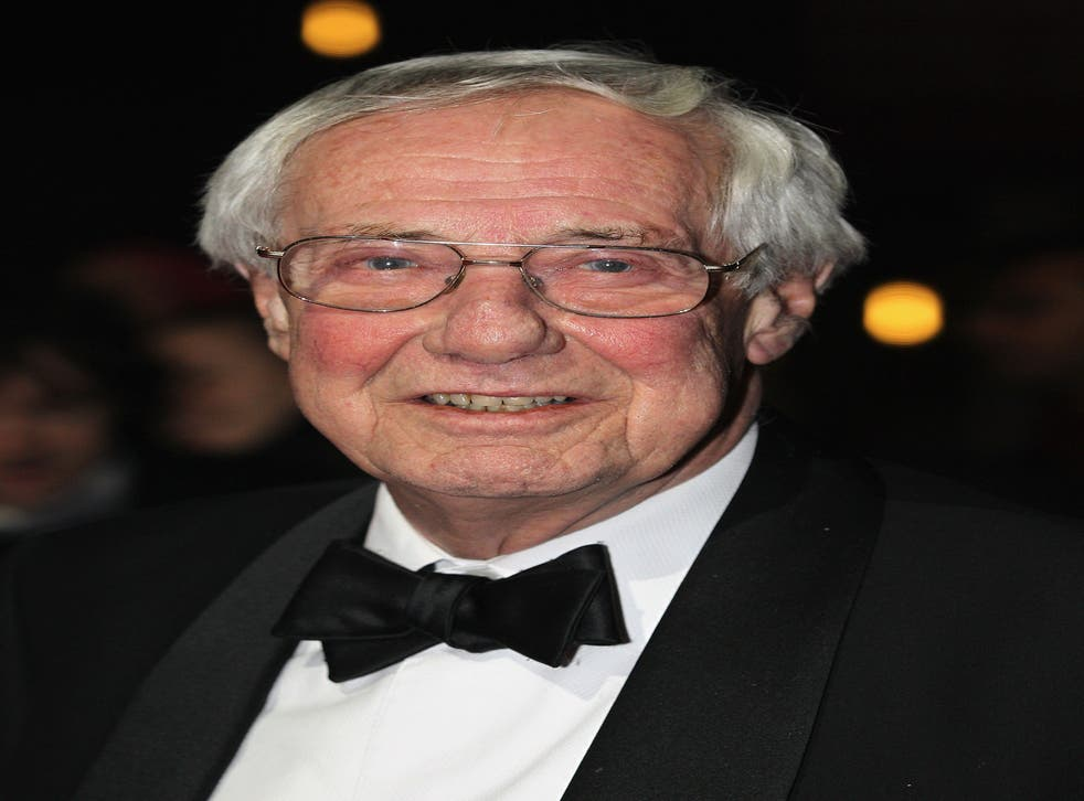 Barry Norman reminded us gently that film should be a part of our lives