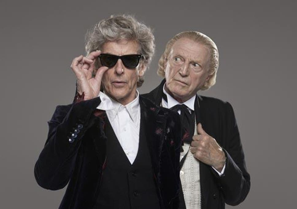 doctor who the first doctor returns setting up christmas special