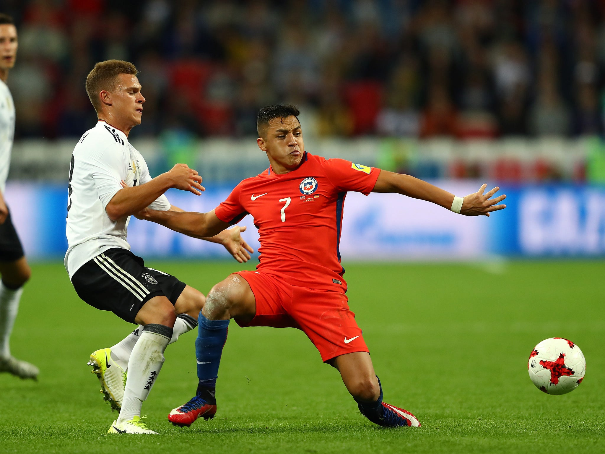 Chile vs Germany, 2017 Confederations Cup final: What time is kick-off, live TV channel, odds, prediction
