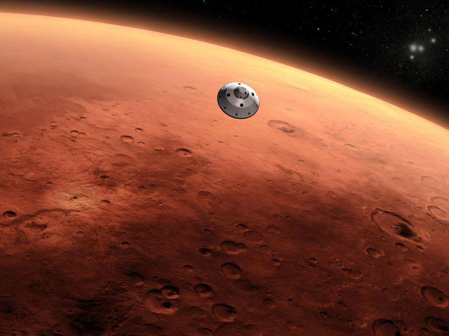 Scientists reveal 'game-changer' in our mission to live on Mars