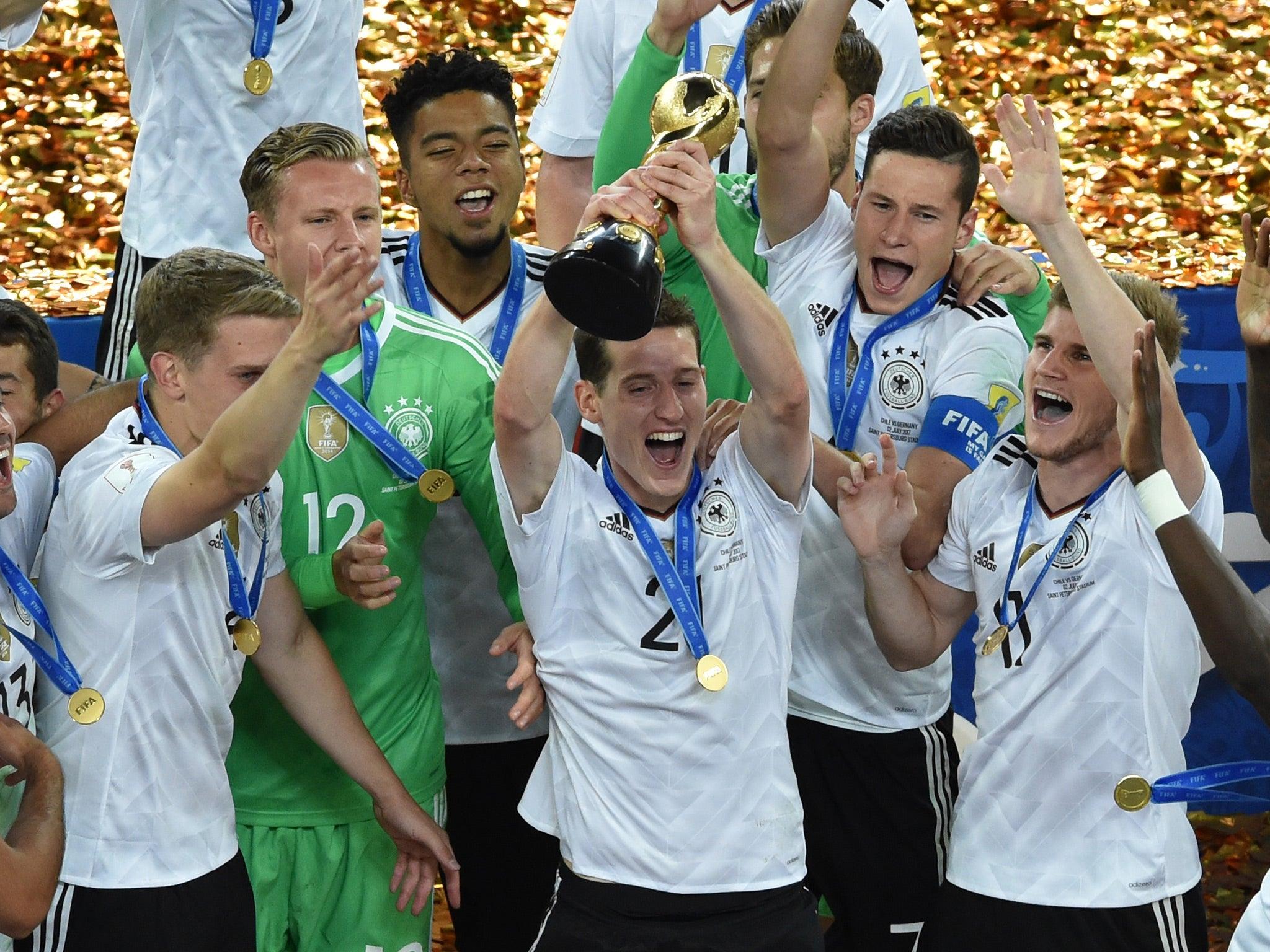 Confederation Cup Deutschland