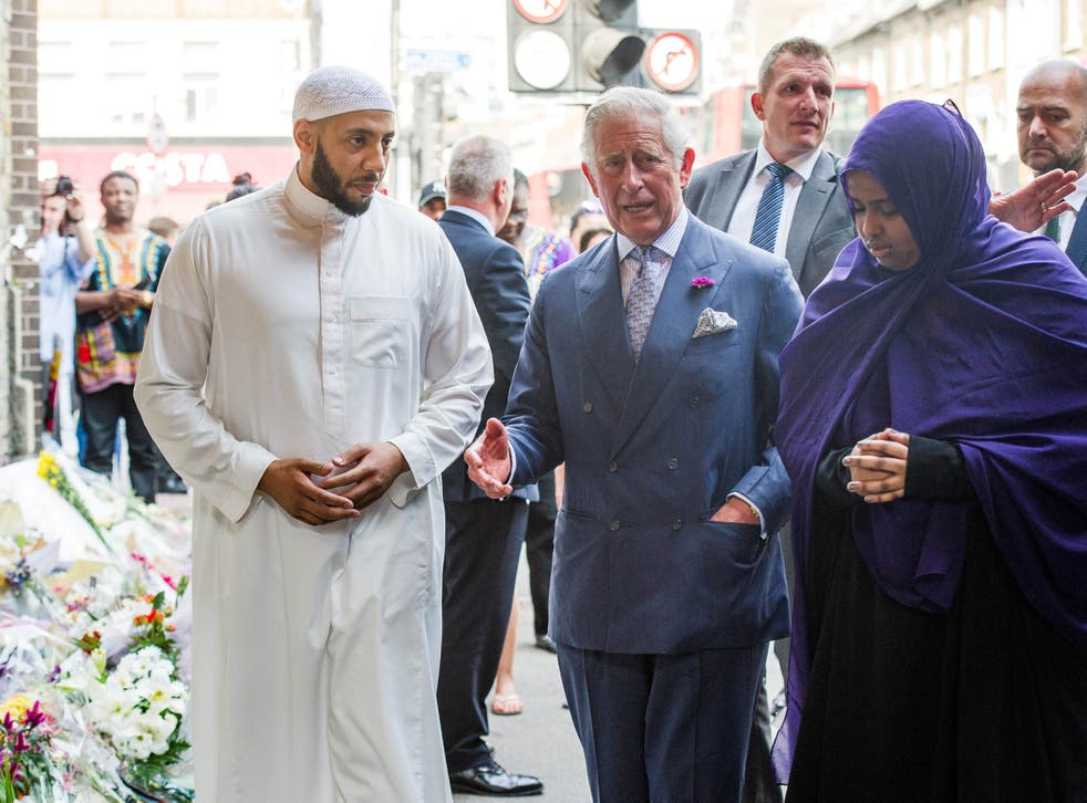 The attack on a Finsbury Park mosque, which was visited by Prince Charles, highlighted how Muslims and Islam are being targeted