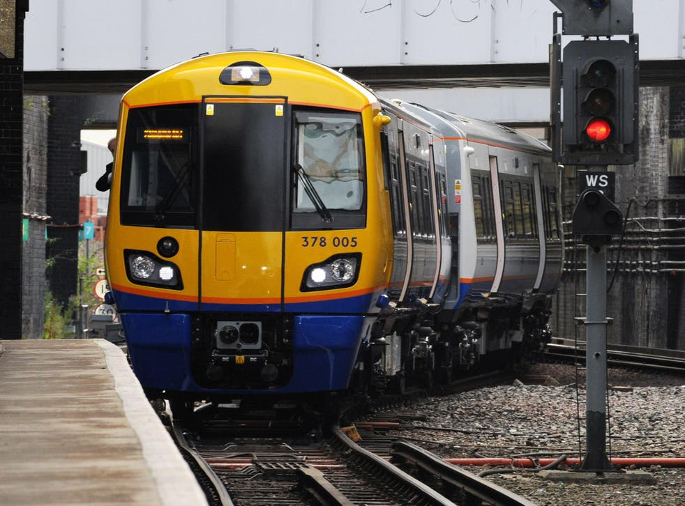 All-night weekend train services are to be introduced on the London Overground network