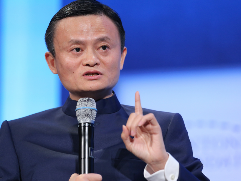Alibaba founder Jack Ma has a brutal theory of how America went wrong over the past 30 years