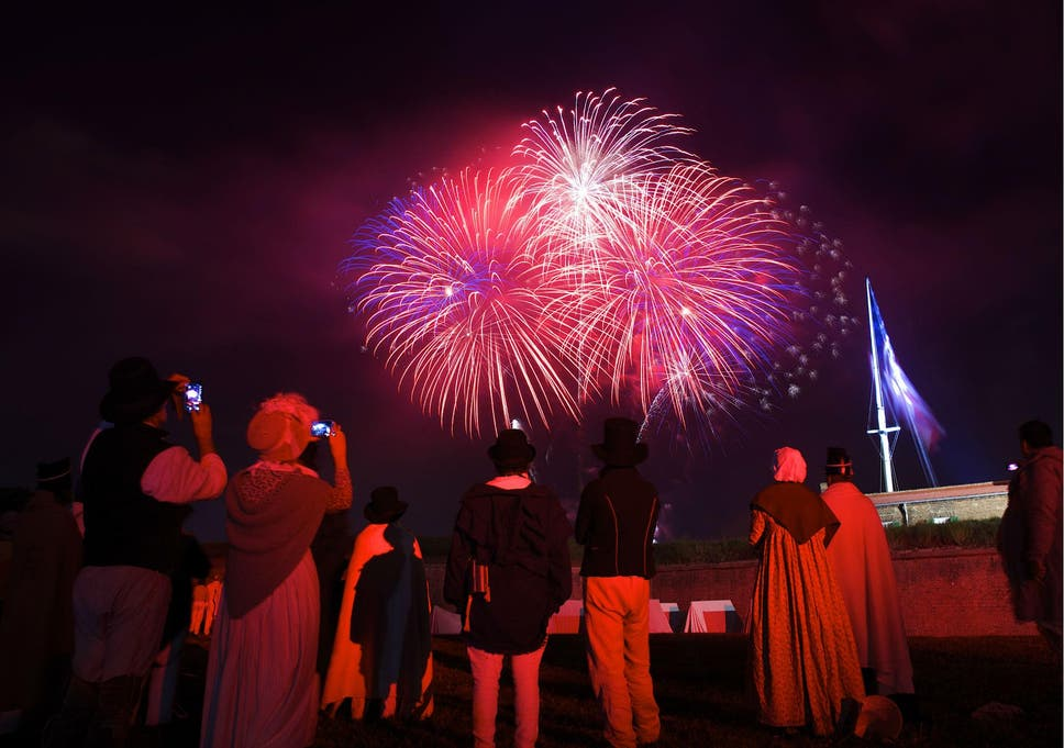 Fourth of July 2017: Where does the US national anthem 'Star