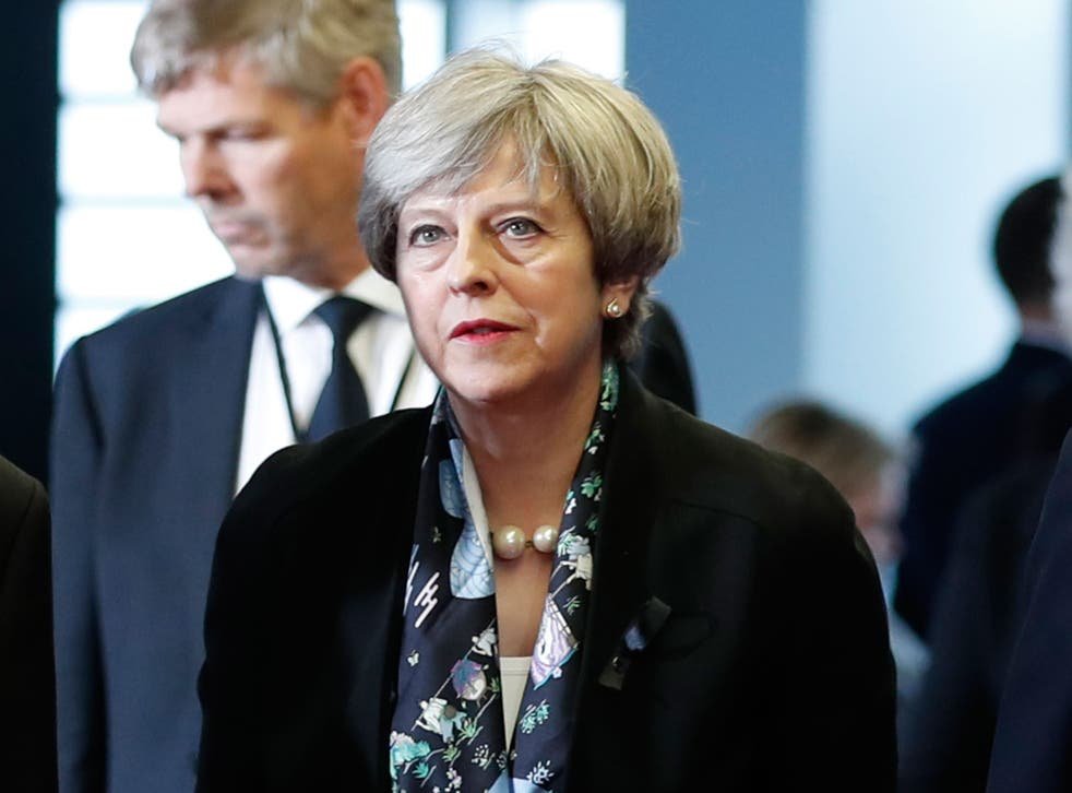 Before the election, Ms May said she would serve a full five year term if re-elected as prime minister