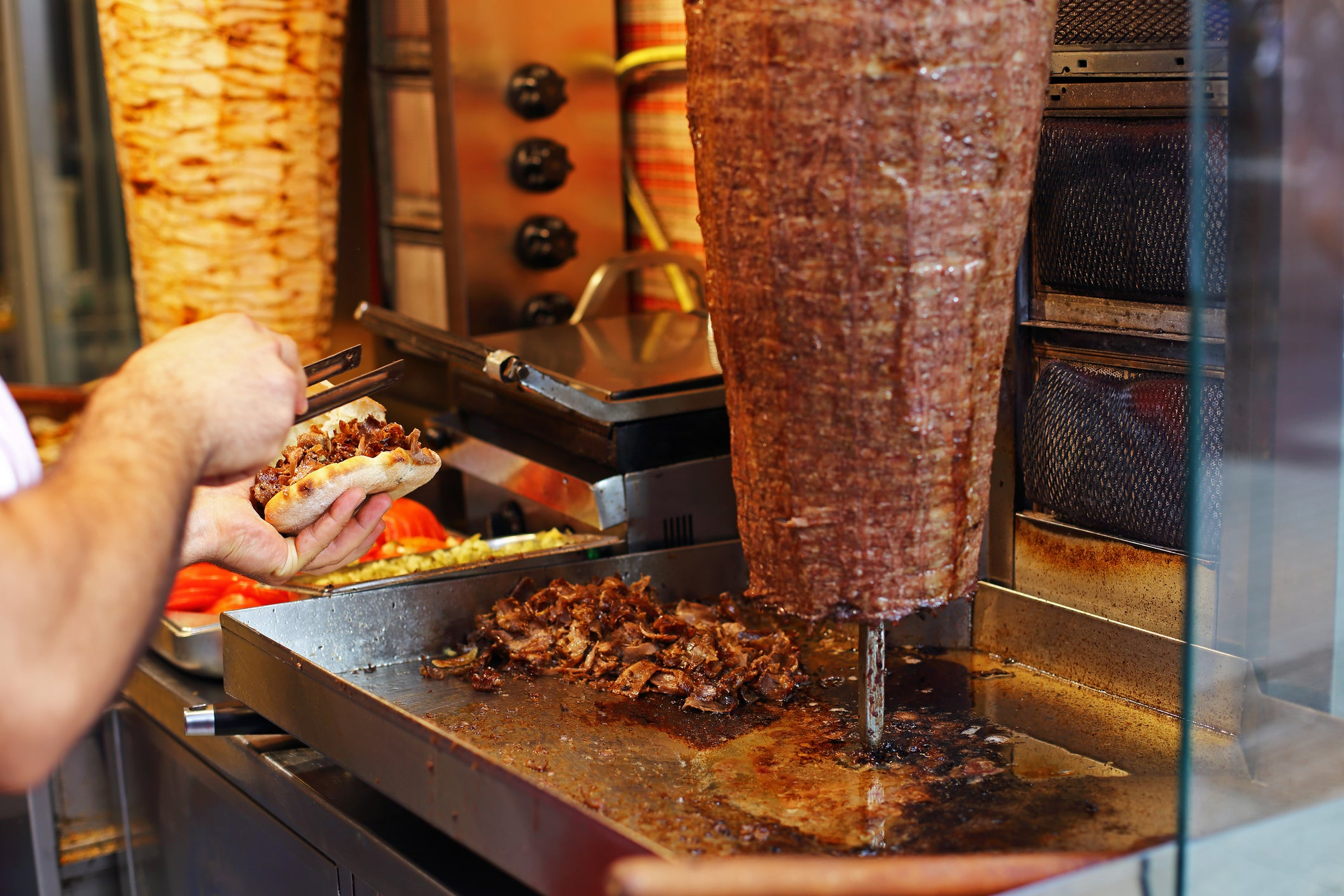 Doner kebabs: ban on additive phosphates rejected by