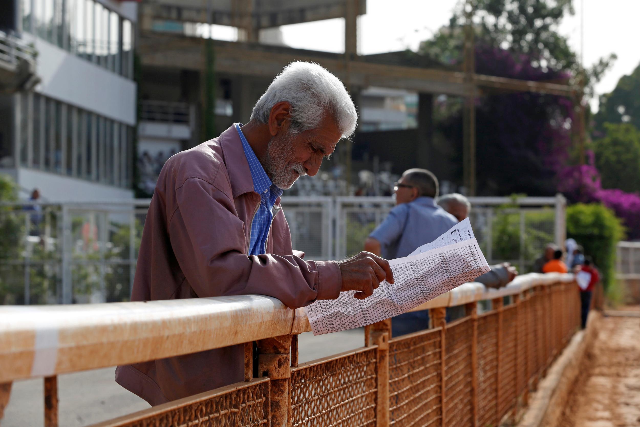 Beirut's racetrack hopes for winning streak again | The