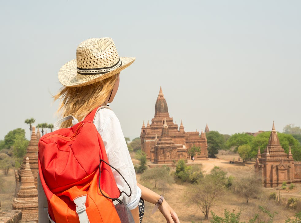 Climbing pagodas could soon be a thing of the past in Bagan