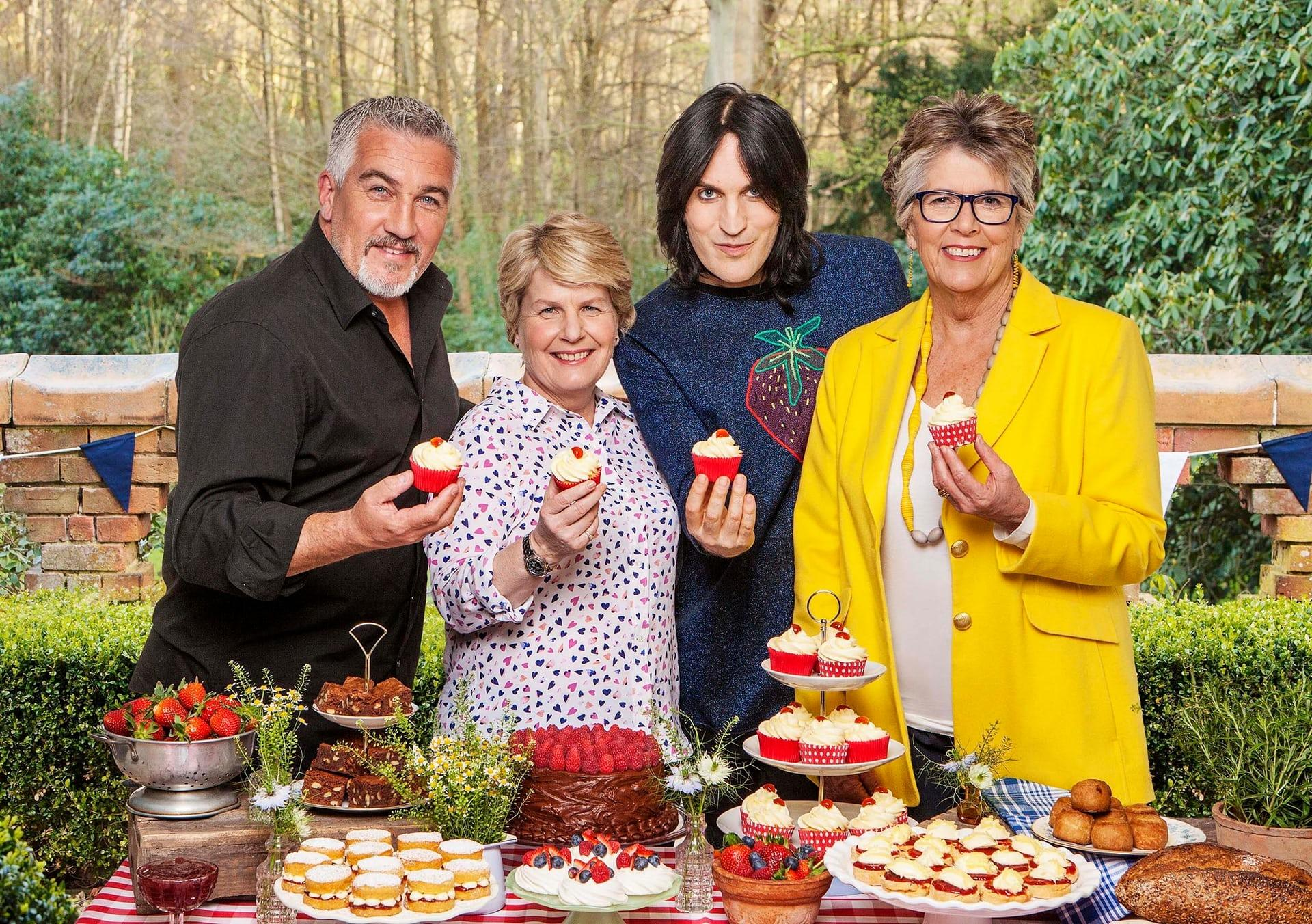 Bake Off Host Noel Fielding Says He Won T Be Eating Any Of