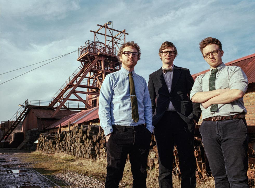 Public Service Broadcasting have written an album about the decline of coal mining in Wales