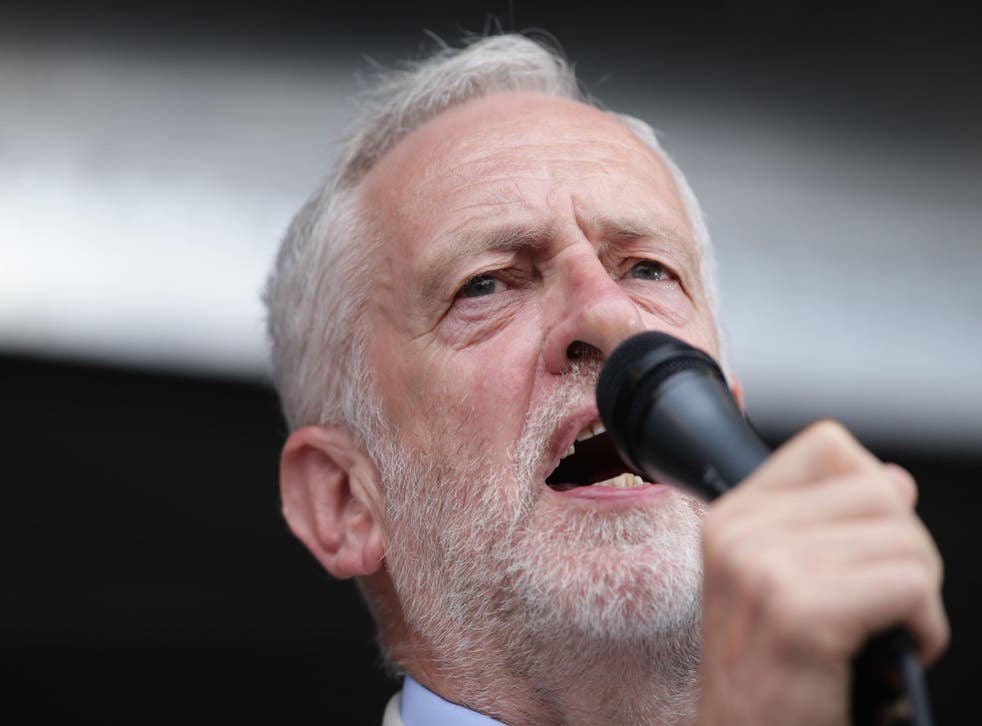 Jeremy Corbyn has said free movement will end after Brexit
