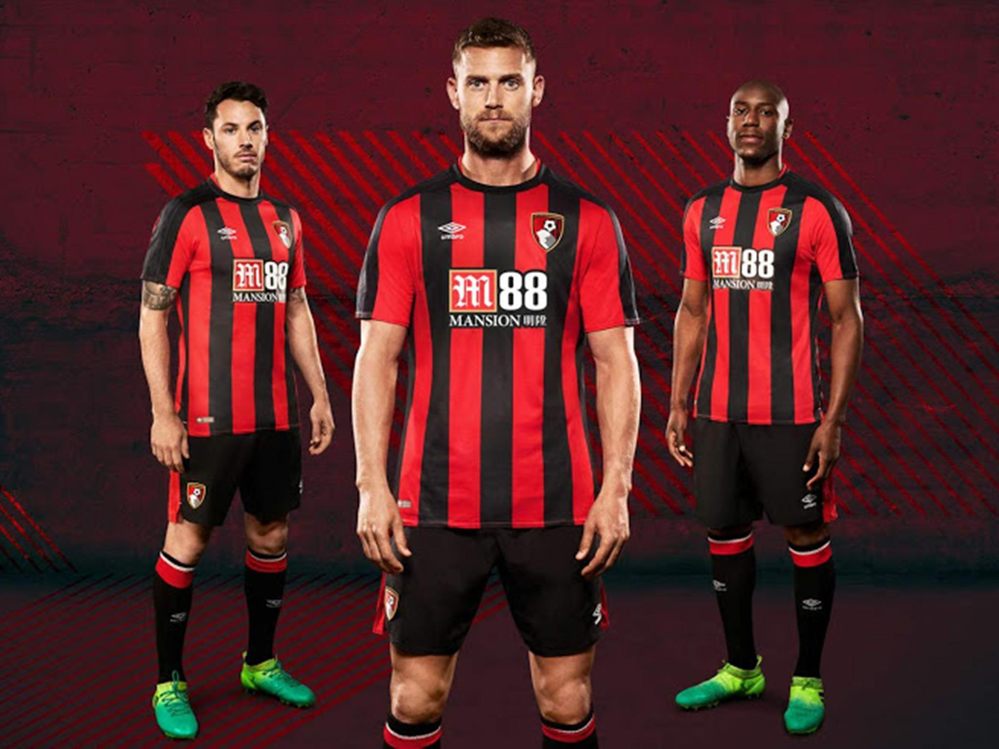 85e0820b8 How gambling has replaced beer on Premier League shirts this season ...