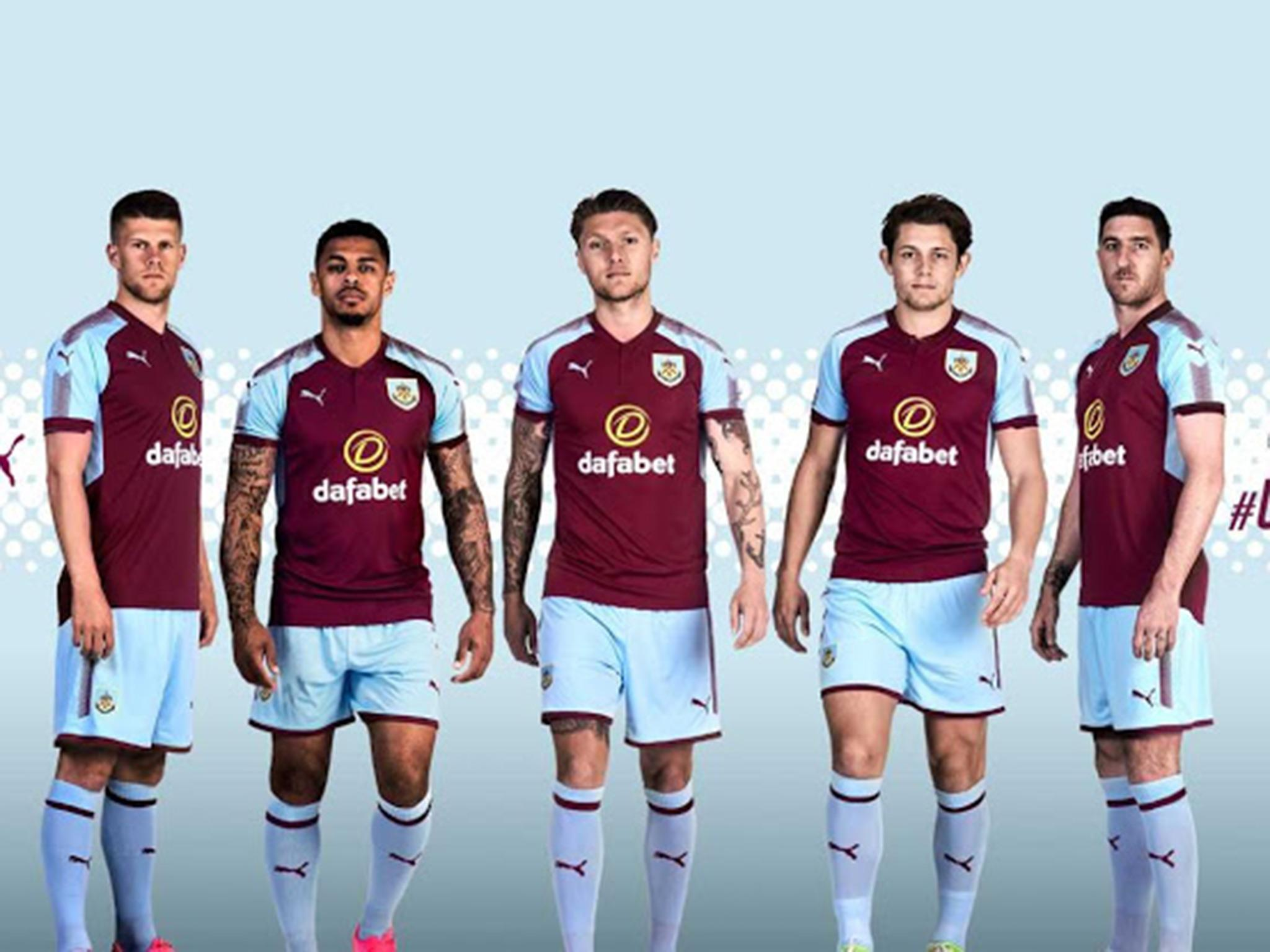 4a0c65f90a7 How gambling has replaced beer on Premier League shirts this season ...