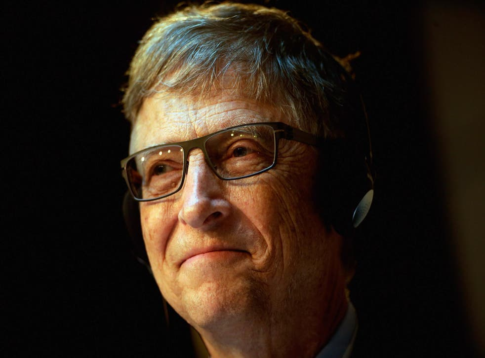 Bill Gates said dementia research is at a 'turning point'