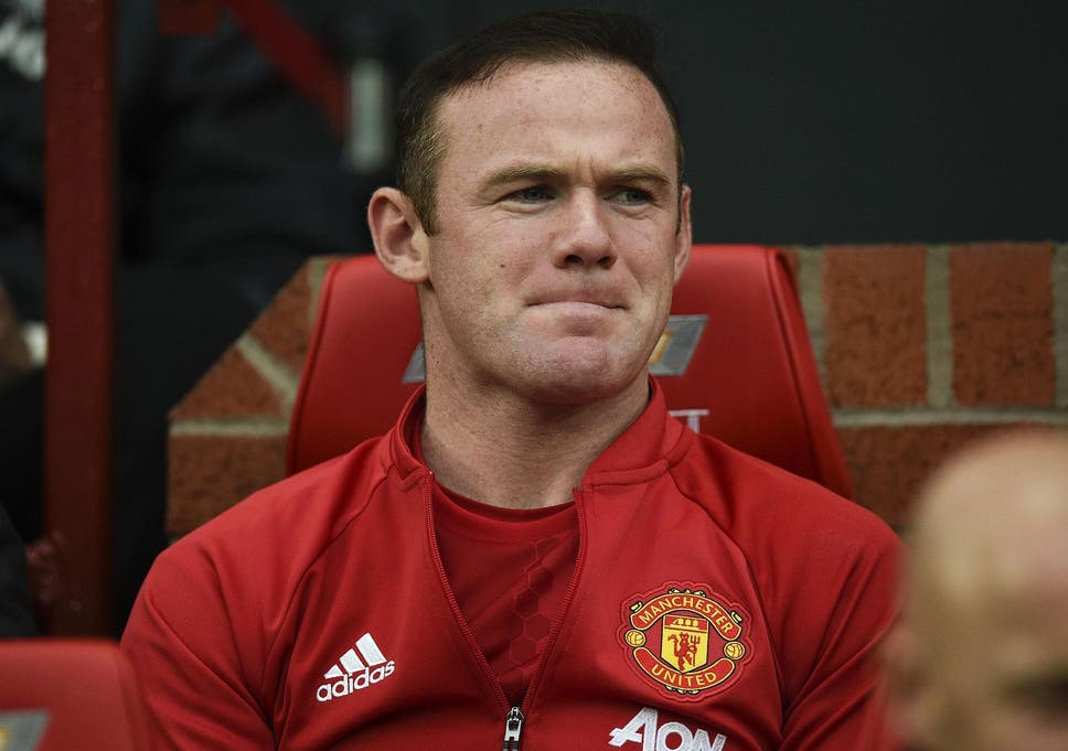 509832529 Wayne Rooney has spent much of his recent career on the outside looking in