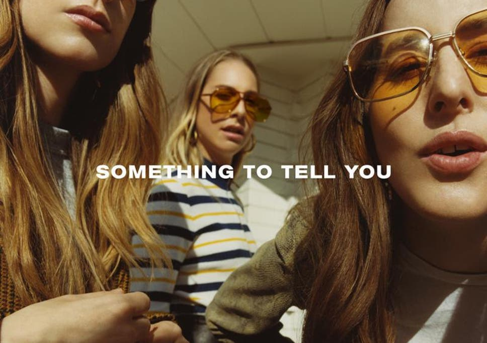 i got something to tell you