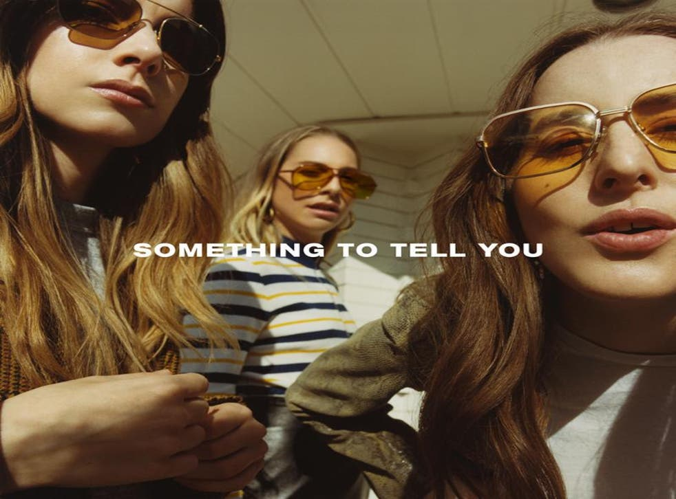 The LA-based Haim sisters come up against Difficult Second Album Syndrome – and struggle to overcome it