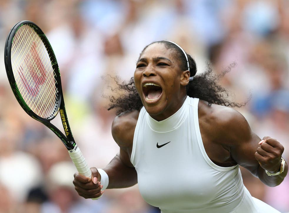 Serena Williams has said she is happy to play seven sets