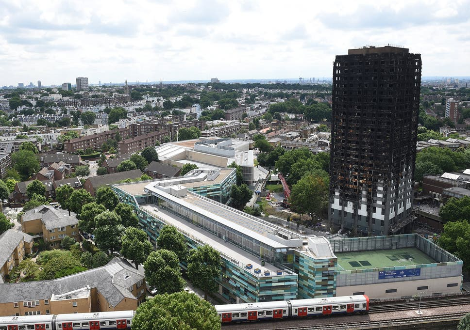 Grenfell Tower fire victims: The 71 people named as killed or ...