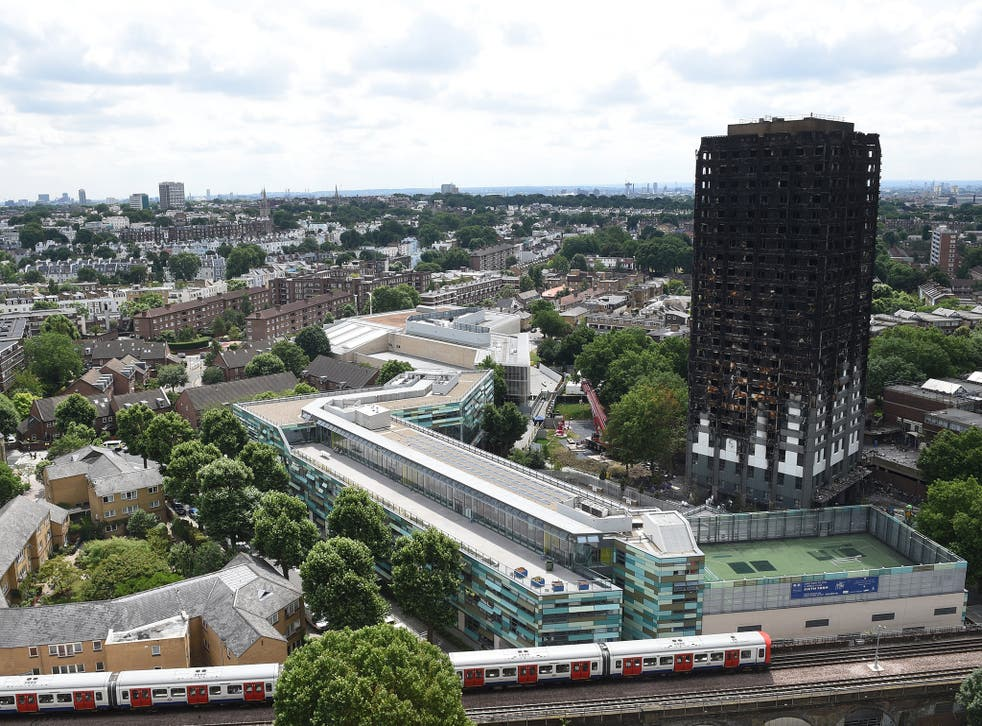 Only 26 families who lost their homes in the Grenfell Tower fire have been permanently rehoused