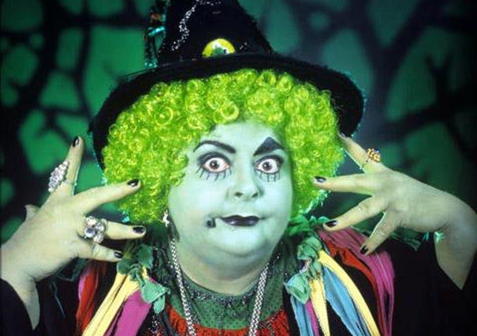 Carol Lee Scott As Grotbags In 1990