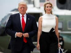 Donald Trump: Ivanka's life would be easier if she was not my daughter