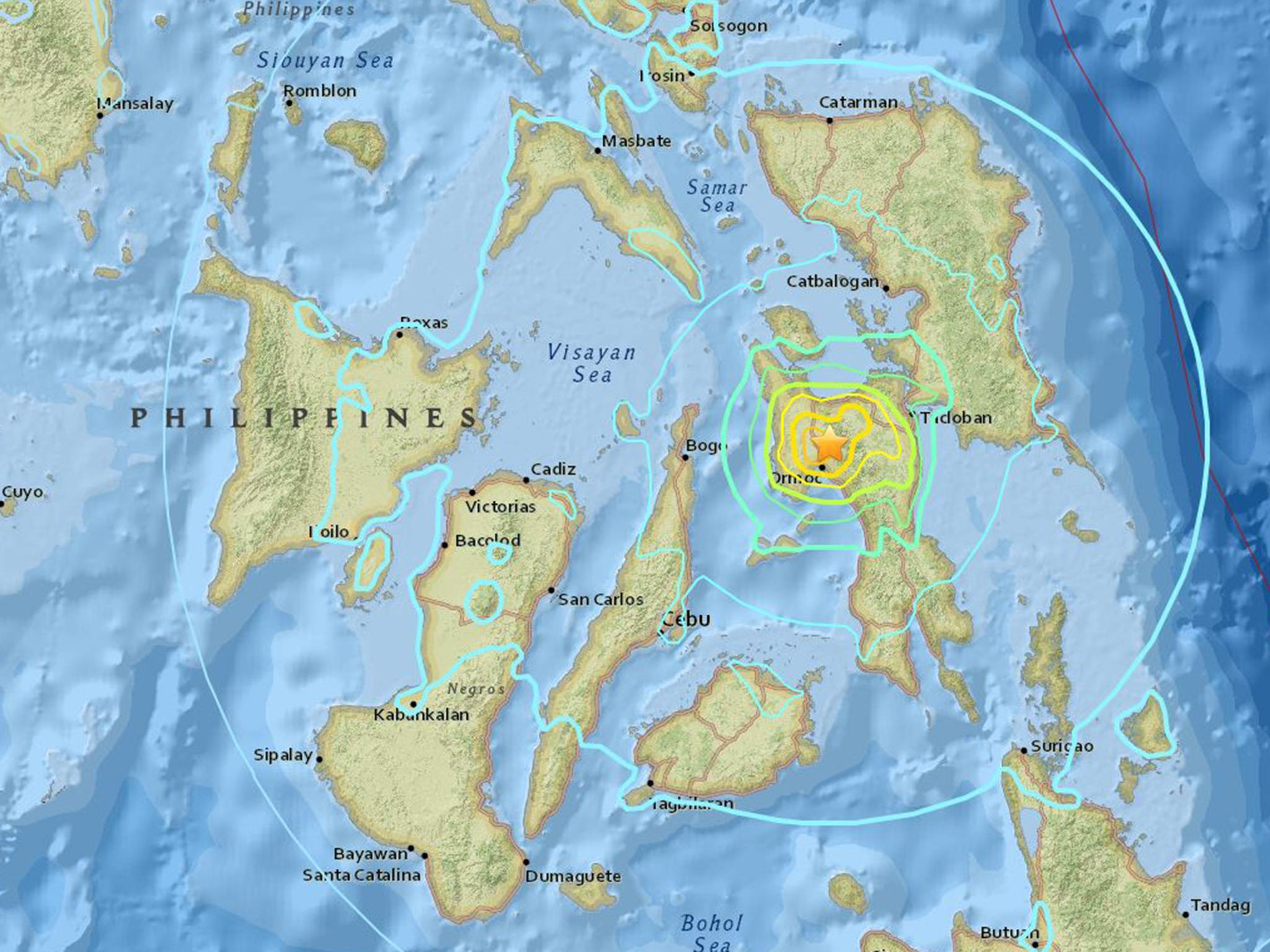 recent earthquakes philippines Maps and lists of earthquakes within all of usa, canada, mexico 30+ last 7 days.