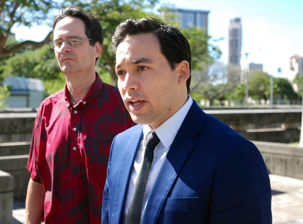 State Representative Chris Lee is leading a basic income charge in Hawaii