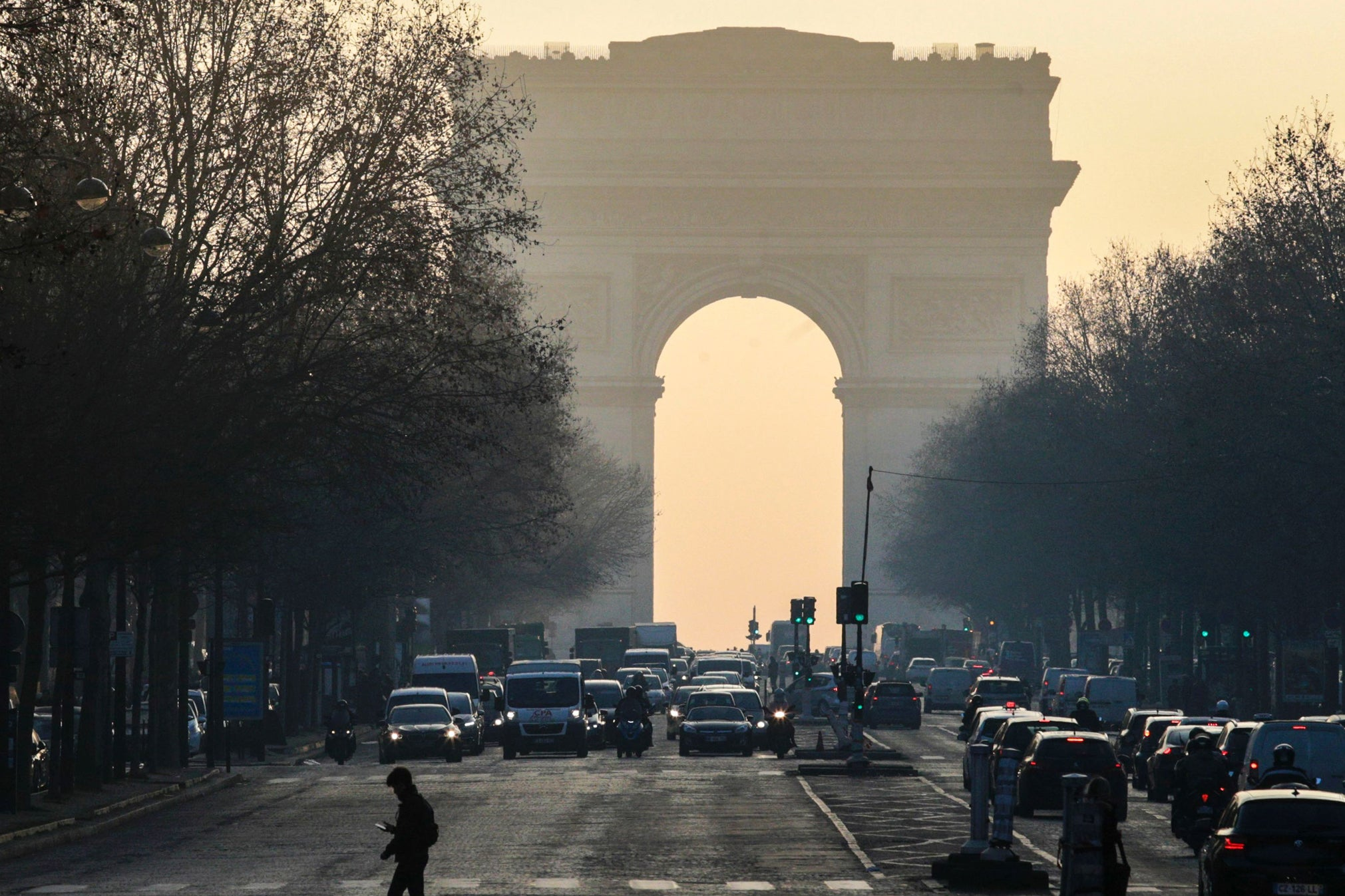 France will 'ban all petrol and diesel vehicles by 2040' | The