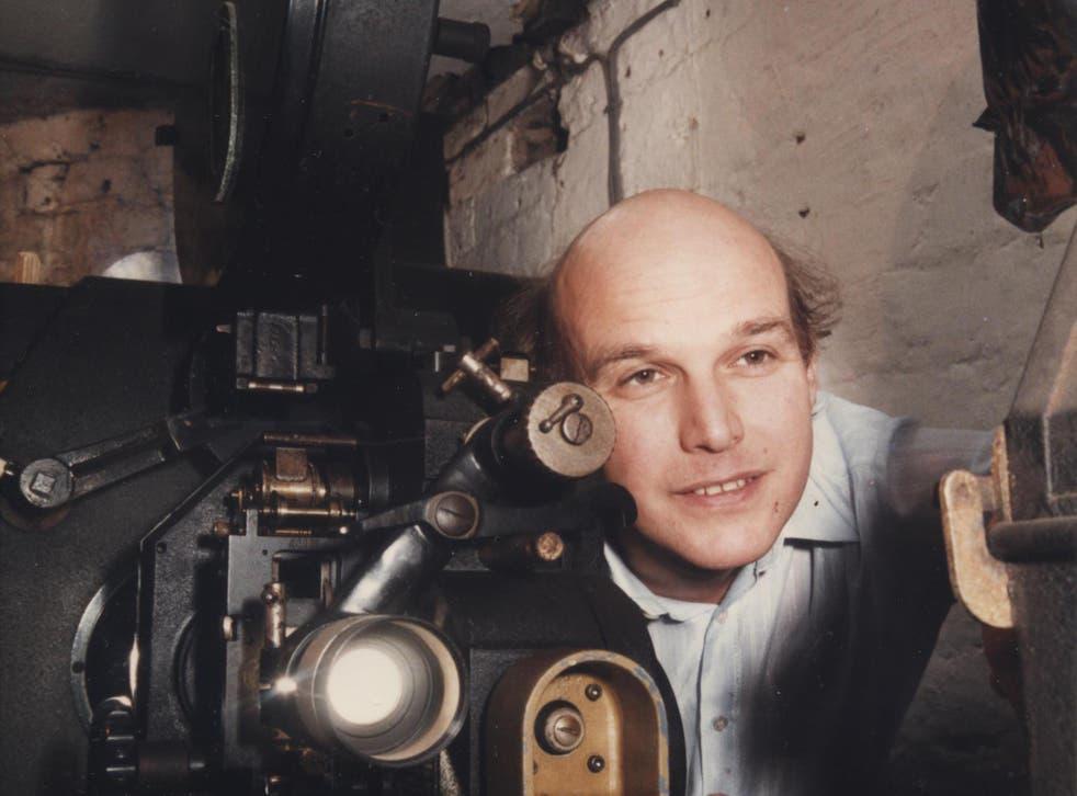 Charles Morris has been running his indie cinemas since the Eighties