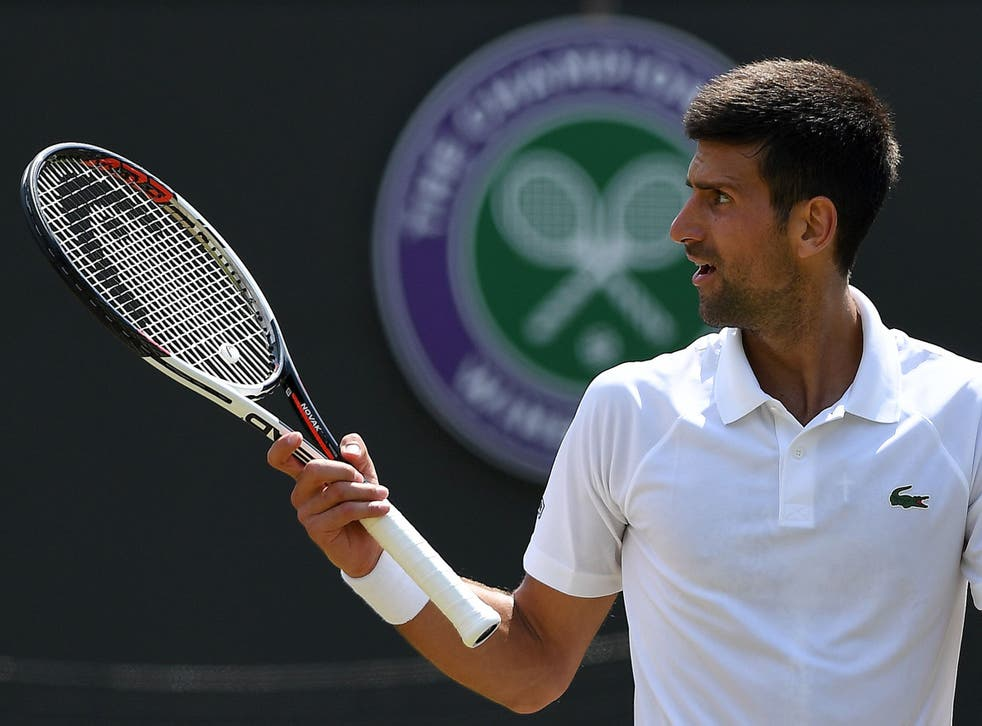 Could Djokovic be close to rediscovering his best form?