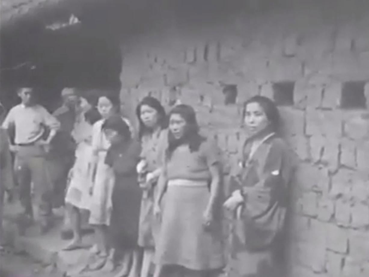 korean comfort women of world war During the course of world war ii, japan instituted a program designed  these  korean comfort women were beaten, physically tortured, and.