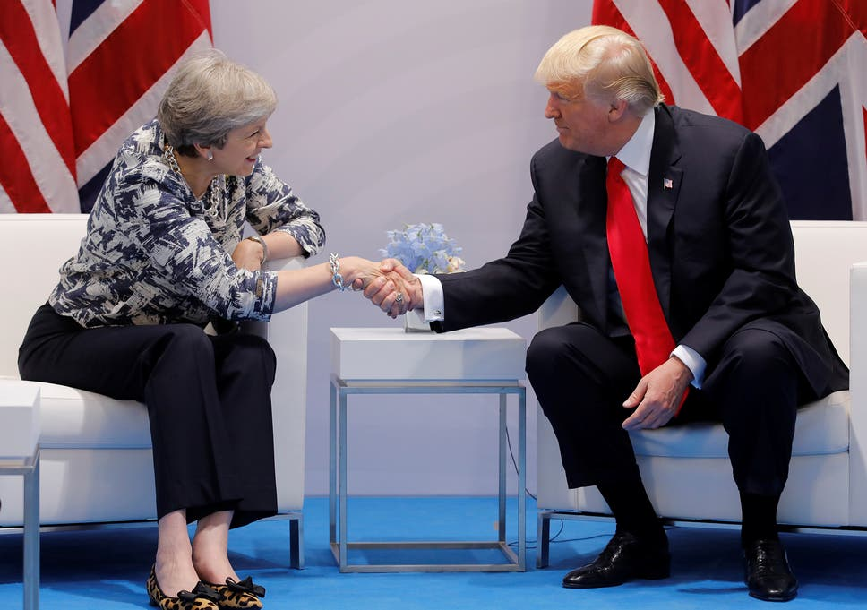 The Uks Obsession With The Special Relationship Not Donald Trump