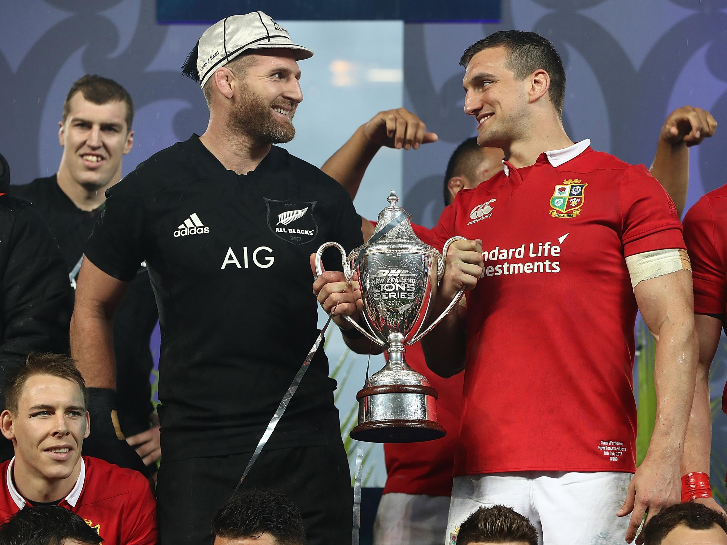 British and Irish Lions targeting history after announcing 2021 tour of South Africa schedule