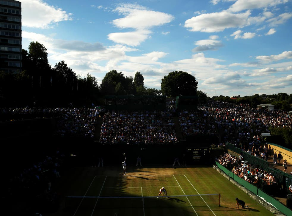 Monday promises to be a manic day at the All England Club