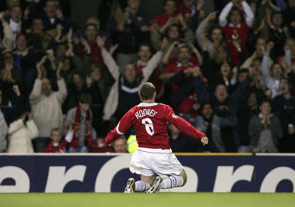 2cc6877b3 Wayne Rooney left Everton a boy but returns home a Premier League legend