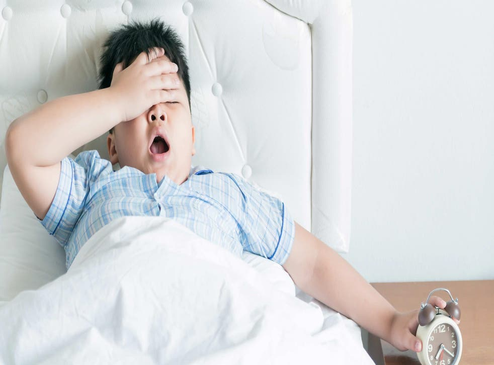 Research has also shown that children with sleep-disordered breathing have lower IQs