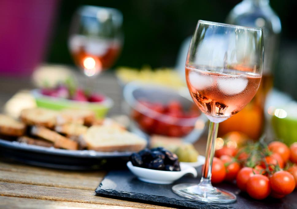 Should you ever put ice cubes in wine? Experts reveal the