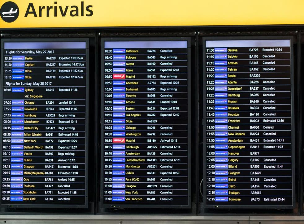 Plans to impose a congestion charge on Heathrow have been met with fury