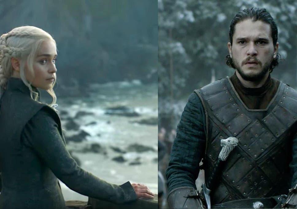 do jon snow and daenerys hook up