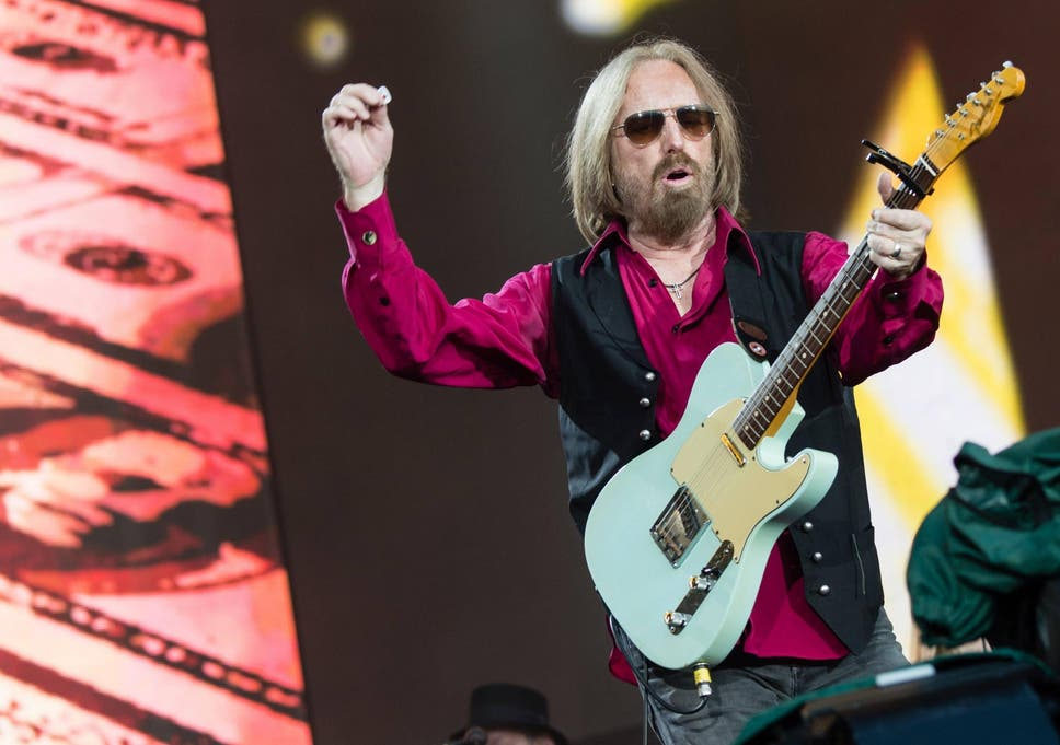 Tom Petty One Of Rocks Most Distinctive And Enduring Voices The