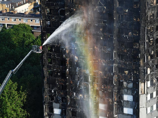The news casts doubt over the department's ability to improve fire and building safety rules following the deadly blaze in June